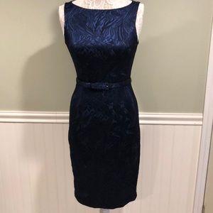 "Cache Luxe Midi Dress- ""Breakfast At Tiffany's"""